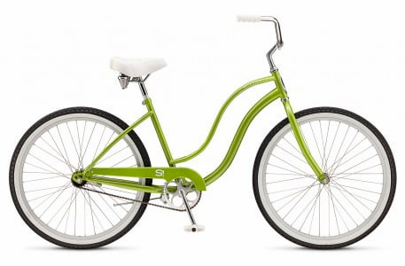 Велосипед Schwinn Cruiser One Women 2015 green