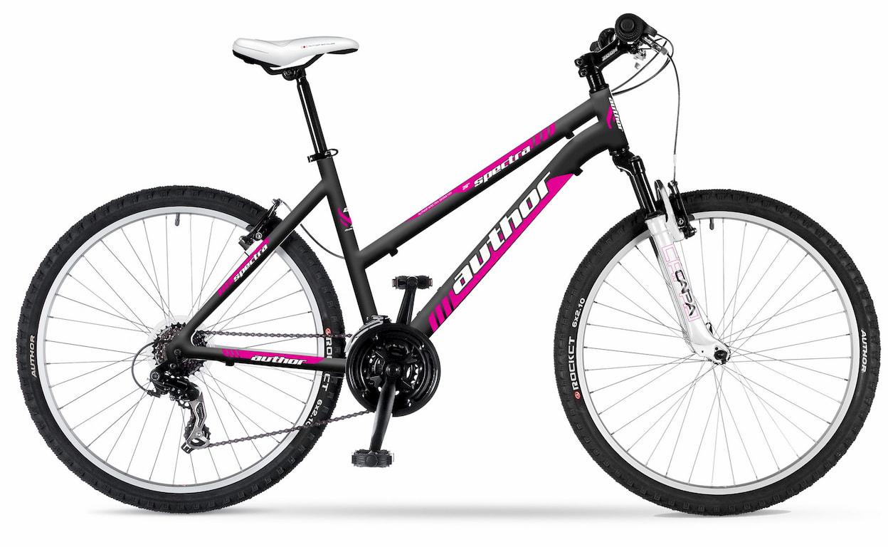 Велосипед Spectra 26, колір-сірий (рожевий) білий, рама 16 (3)