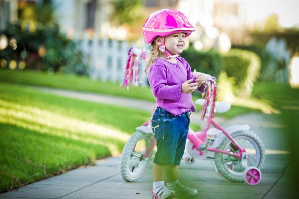 Детский велосипед для детей 2-4 года