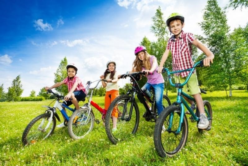 Детские велосипеды для детей 5-8 лет